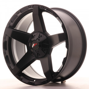 Japan Racing JRX5 20x9 ET20 6x139.7 Matt Black