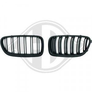 Grill Svart Performance BMW F10 F11