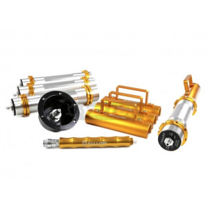 Yellow Speed Air Jacks 4 point