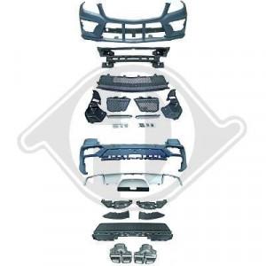 AMG Paket Mercedes W166 11-15